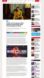 1510 - espreso.rs - Zvezda savremenog jazza Mark Guiliana nastupa druge veceri Pancevackog jazz festivala