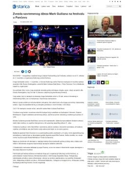 1510 - krstarica.com - Zvezda savremenog dzeza Mark Guiliana na festivalu u Pancevu