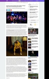 1510 - telegraf.rs - Zvezda savremenog dzeza Mark Guiliana nastupa druge veceri Pancevackog jazz festivala