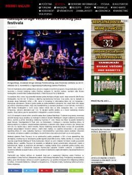 1610 - k-013.com - Zvezda savremenog dzeza Mark Guiliana nastupa druge veceri Pancevackog jazz festivala