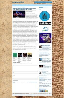 1610 - prozaonline.com - Zvezda savremenog dzeza Mark Guiliana nastupa druge veceri Pancevackog jazz festivala