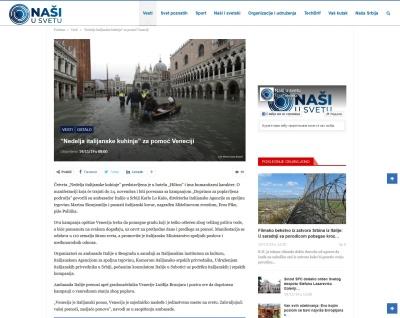 1911 - nasiusvetu.com - Nedelja italijanske kuhinje za pomoc Veneciji
