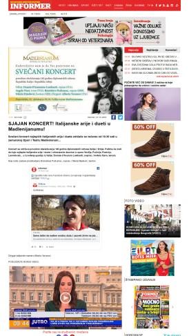 2110 - informer.rs - SJAJAN KONCERT