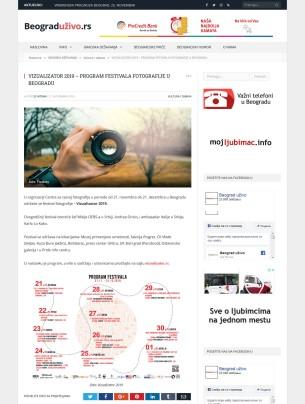 2111 - beograduzivo.rs - VIZUALIZATOR 2019 - PROGRAM FESTIVALA FOTOGRAFIJE U BEOGRADU