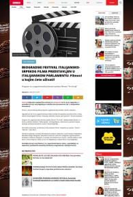 2309 - espreso.rs - BEOGRADSKI FESTIVAL ITALIJANSKO-SRPSKOG FILMA PREDSTAVLJEN U ITALIJANSKOM PARLAMENTU