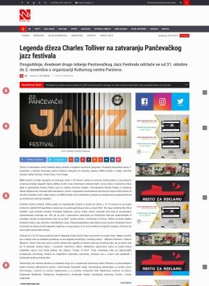 2310 - n2.rs - Legenda dzeza Charles Tolliver na zatvaranju Pancevackog jazz festivala