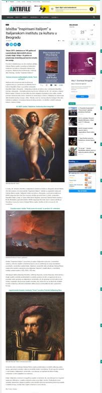 2510 - antrfile.com - Izlozba Inspirisani Italijom u Italijanskom institutu za kulturu u Beogradu