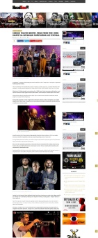 2510 - headliner.rs - Charles Tolliver Quintet, Paolo Fresu Trio i Ming Kvartet na zatvaranju Pancevackog jazz festivala