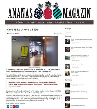 2511 - ananasmag.com - KreNi talks uskoro u Nisu