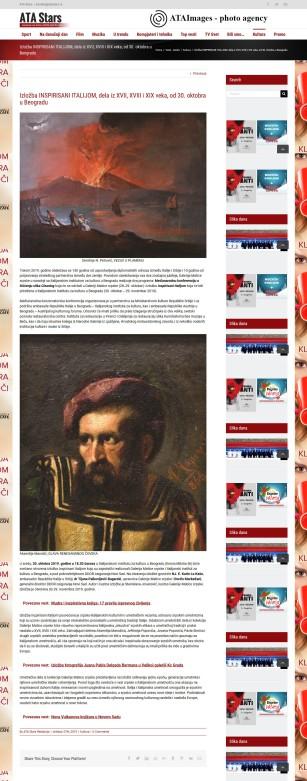 2710 - atastars.rs - Izlozba INSPIRISANI ITALIJOM