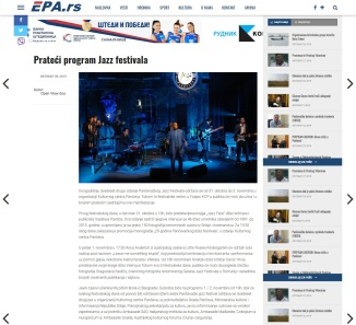2810 - epancevo.rs - Prateci program Jazz festivala