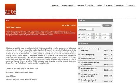 2910 - arte.rs - Inspirisani Italijom