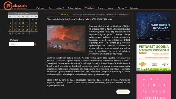 2910 - izlazak.com - Otvaranje izlozbe Inspirisani Italijom