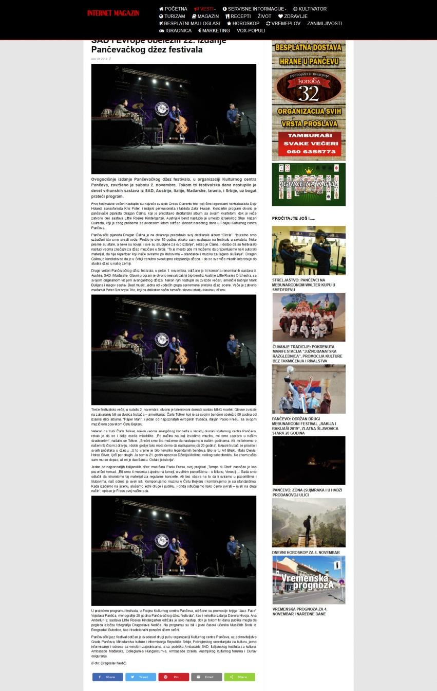 0411 - k-013.com - Velike legende i najveci talenti dzeza iz SAD i Evrope obelezili 22. izdanje Pancevackog dzez festivala