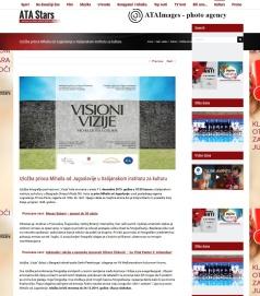 0912 - atastars.rs - Izlozba princa Mihaila od Jugoslavije u Italijanskom institutu za kulturu