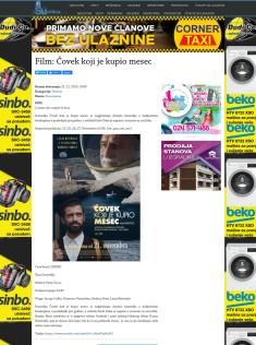 2011 - gradsubotica.co.rs - Film- Covek koji je kupio mesec