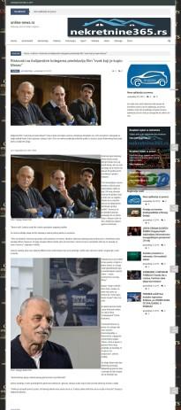 2211 - online-news.rs - Ristovski sa italijanskim kolegama predstavlja film covek koji je kupio Mesec