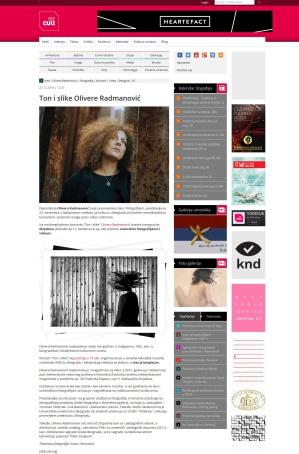 2312 - seecult.org - Ton i slike Olivere Radmanovic