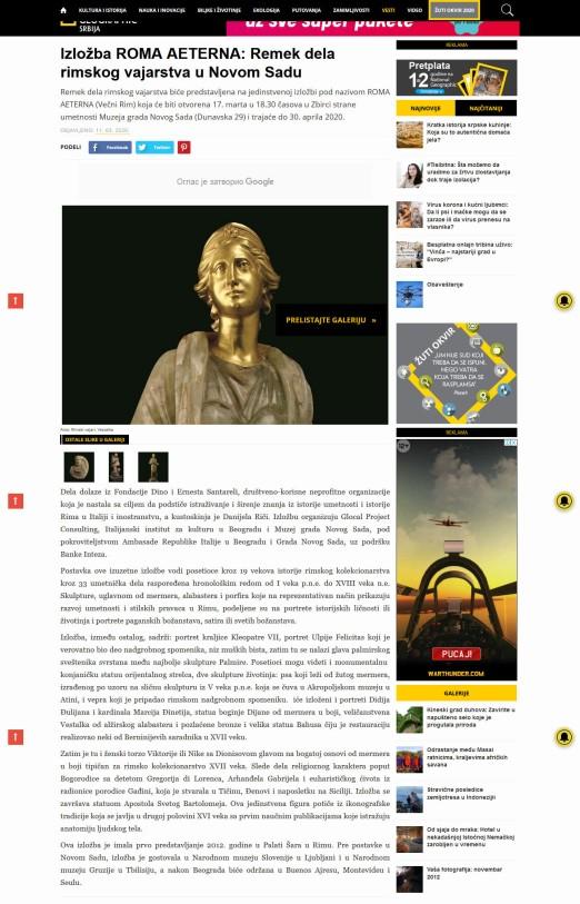 1103 - nationalgeographic.rs - Remek dela rimskog vajarstva u Novom Sadu