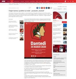 2203 - rts.rs - Citajte Dantea i podelite na mreze