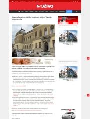 2303 - nsuzivo.rs - Video-vodjenje kroz izlozbu Inspirisani Italijom Galerije Matice srpske