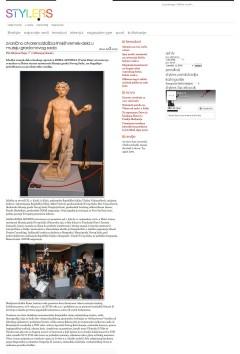 0307 - style.rs - Zvanicno otvorena izlozba rimskih remek-dela u Muzeju grada Novog Sada