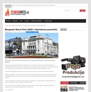 1201 - zemuninfo.rs - Beograd- Rossi Fest 2020 u Narodnom pozoristu