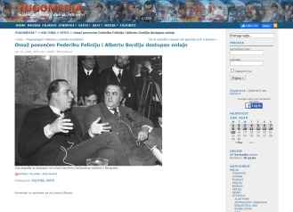 1206 - yugomedia.com - Omaz posvecen Federiku Feliniju i Albertu Sordiju dostupan onlajne