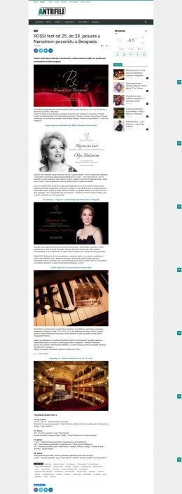 1401 - antrfile.com - ROSSI fest od 25. do 28. januara u Narodnom pozoristu u Beogradu