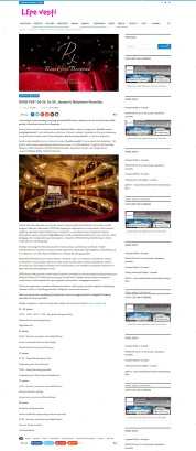 1501 - lepevesti.club - ROSSI FEST od 25. do 28. januara u Narodnom pozoristu