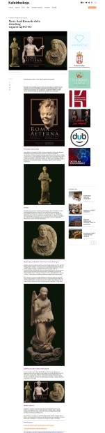 2206 - kaleidoskop-media.com - Remek dela rimskog vajarstva