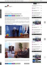 1009 - rtv.rs - Ambasador Italije posetio Novi Sad