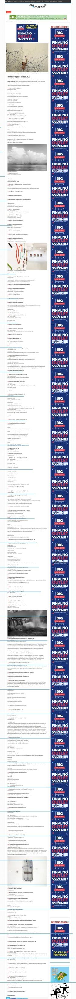 2801 - danubeogradu.rs - Izlozbe u Beogradu - februar 2020